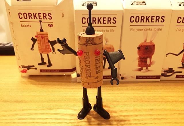 コルクを再利用した超絶可愛い「コルカー」がインテリアにオススメ