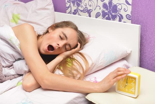睡眠の質を悪くする10つの要因